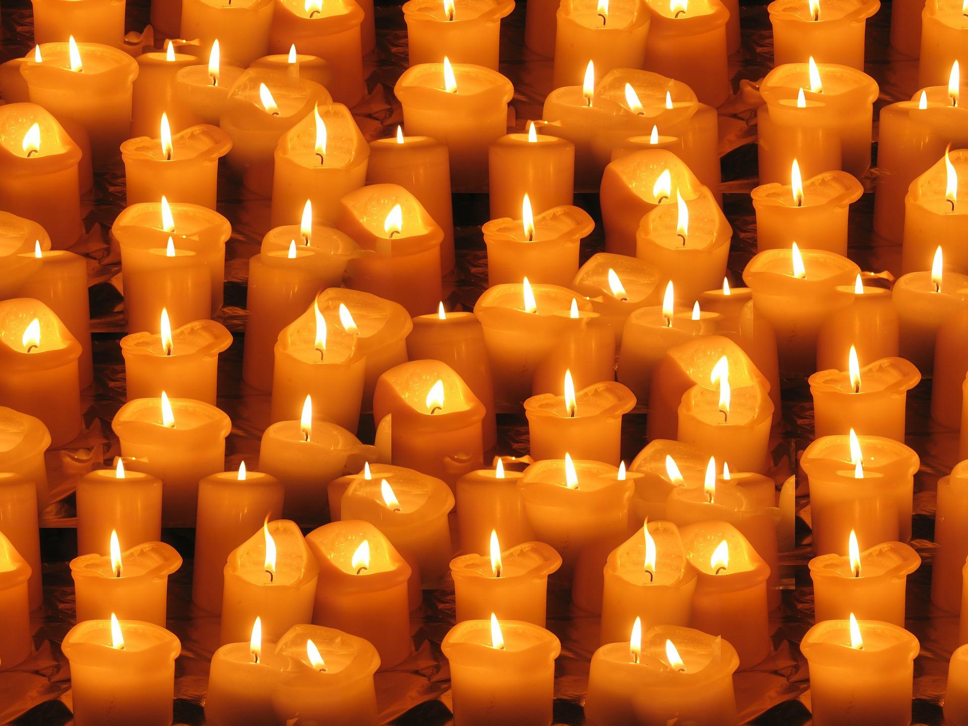 3x De kracht van kaarsen