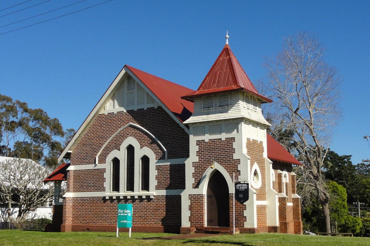 leegstaande kerken