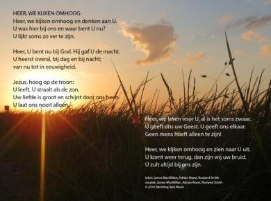 hemelvaart lied