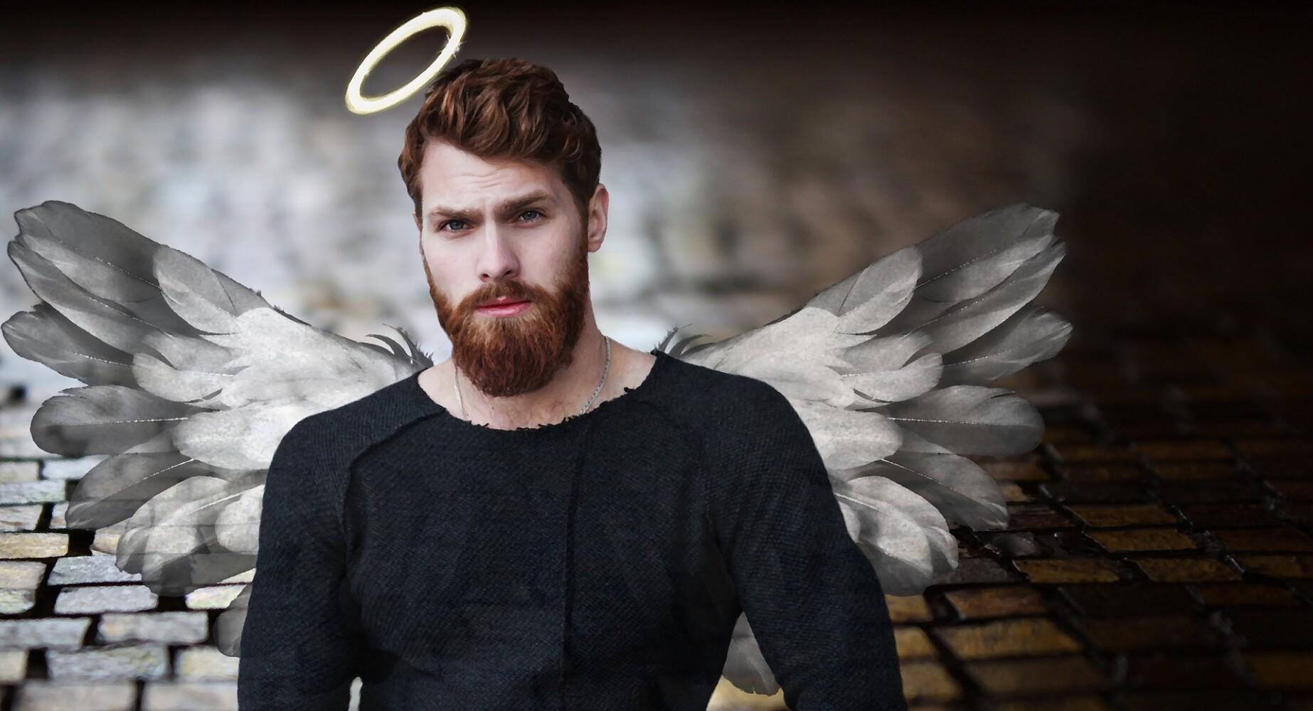 De reddende engel!