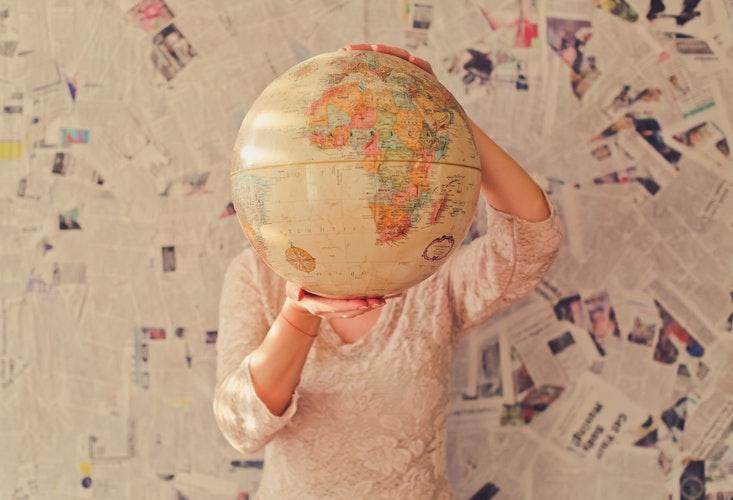 De wereld is mooier met jou