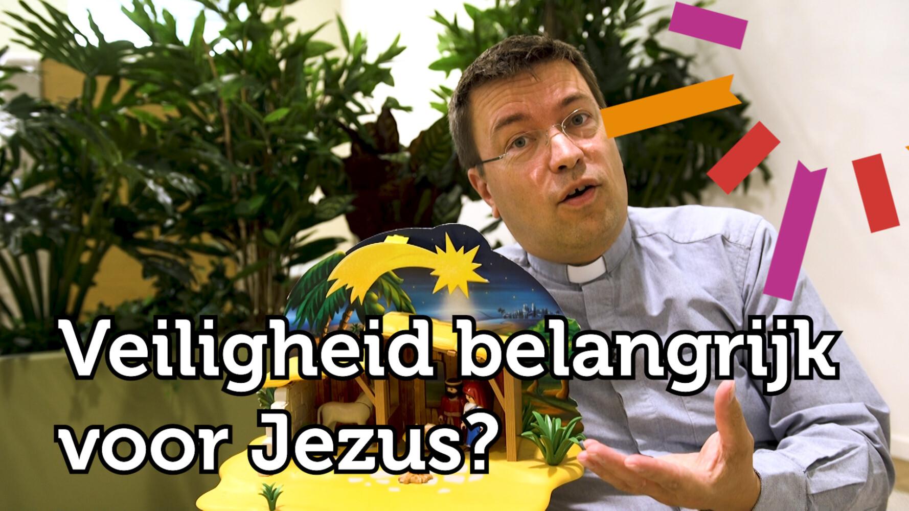 Veiligheid belangrijk voor baby's, maar niet voor Jezus? (+ video)
