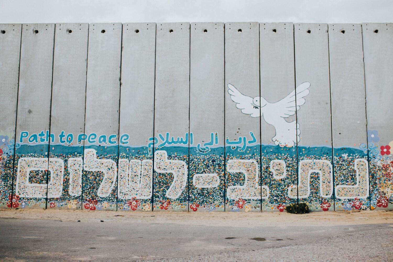 """""""Mijn hart huilt voor Israël en Palestina"""""""