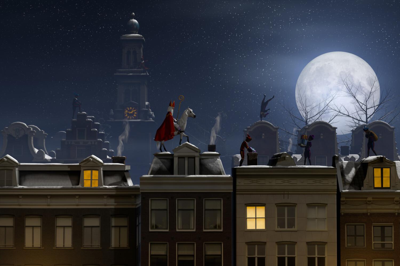 Sinterklaasavond: mijn hart maakt nog steeds een sprongetje