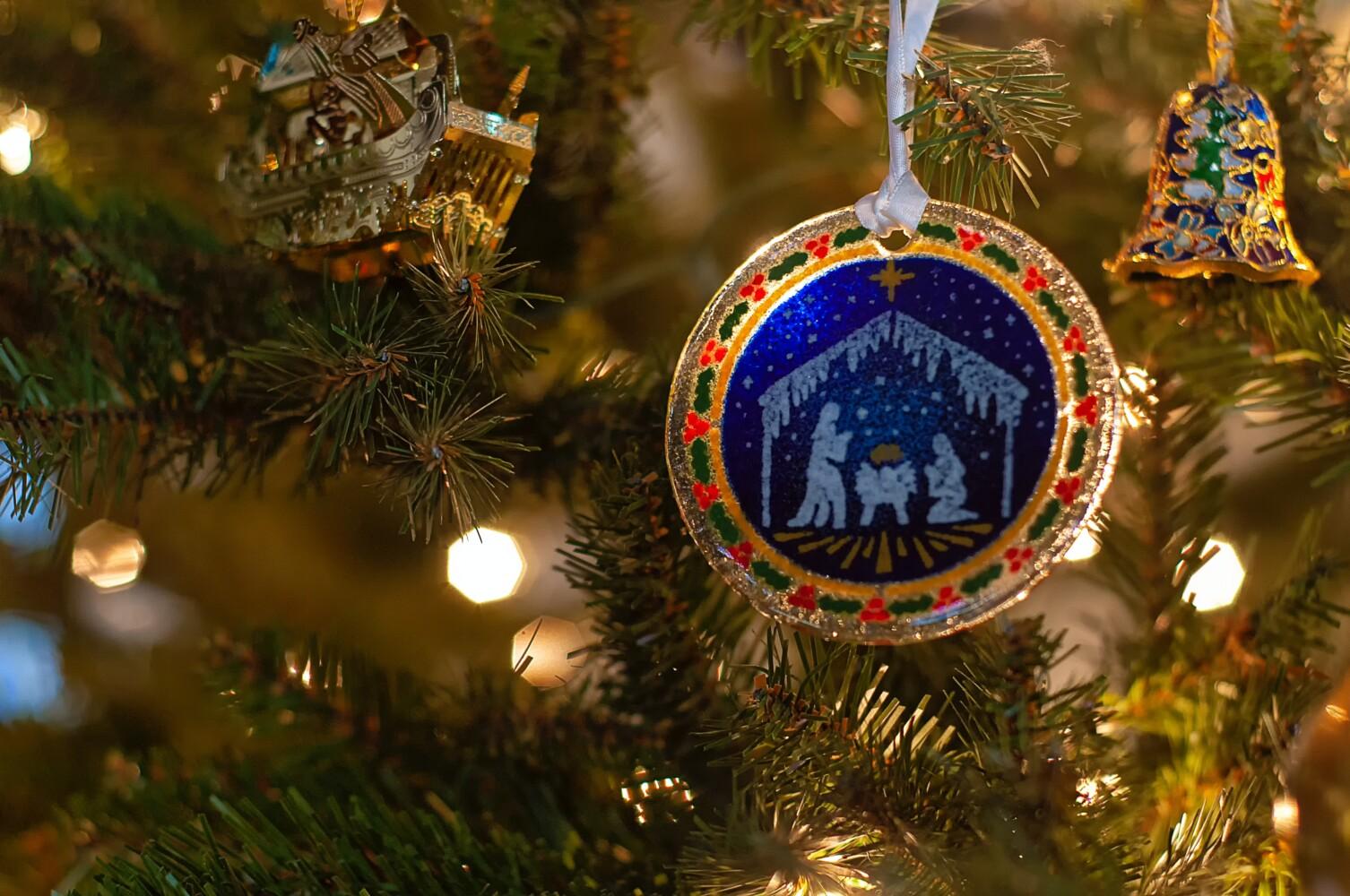 De kerstboom: symbool voor warmte en licht