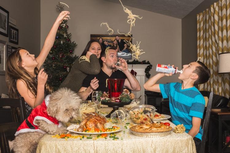 Is er een leven met kerst en pubers?