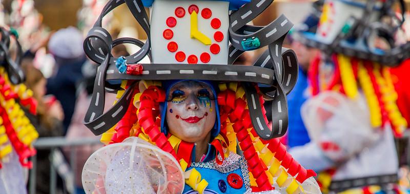 Carnaval is juist een feest voor iedereen en niet van de kerk