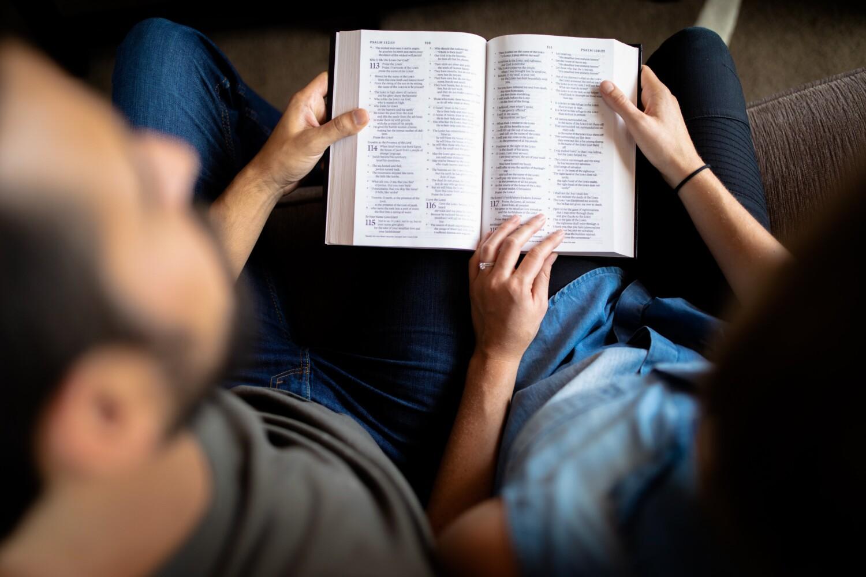 Bijbellezen met mijn 'ongelovige' partner #2