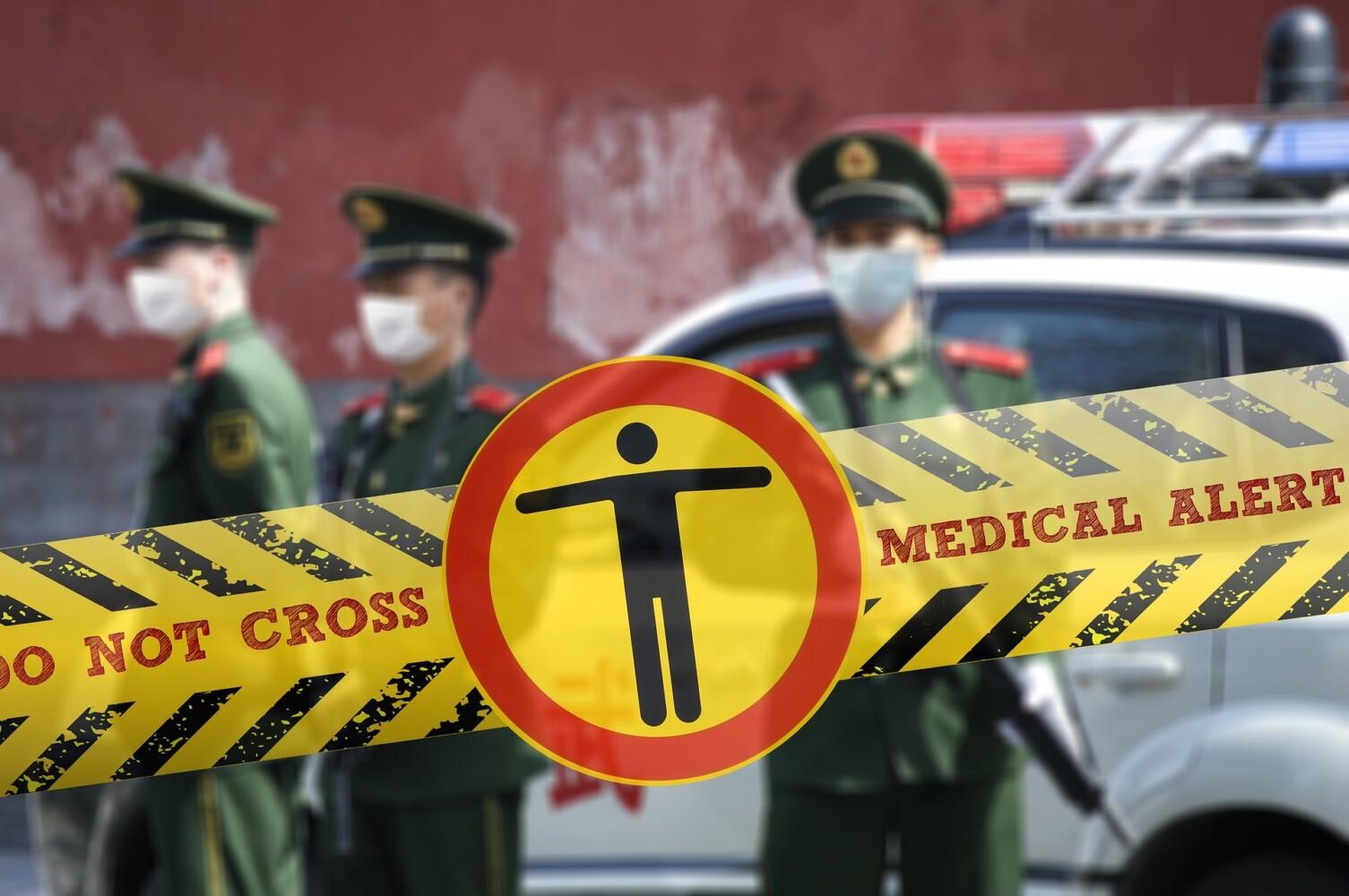 Geven we slachtoffers van het coronavirus op?