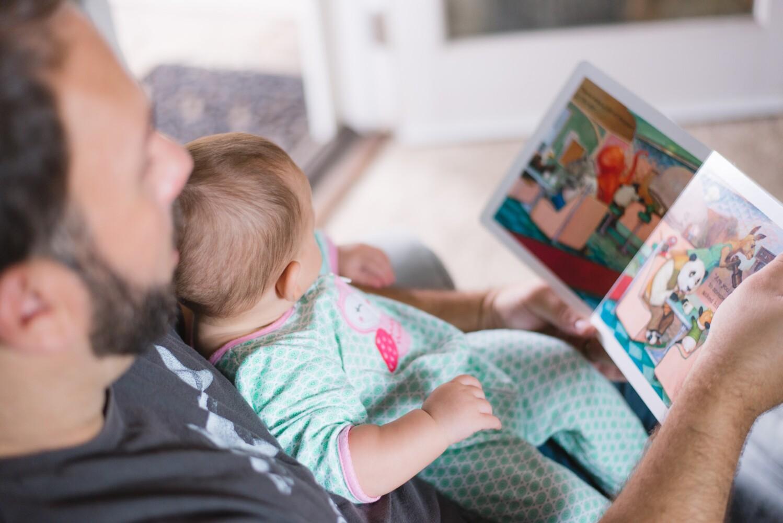 Waarom voorlezen goed is voor je kind