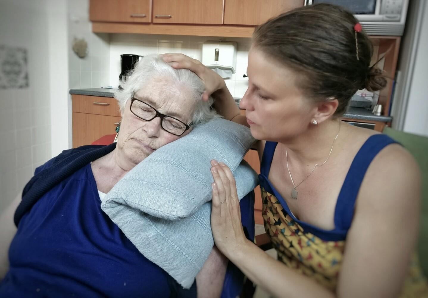 """""""Mijn moeder heeft Alzheimer!"""""""