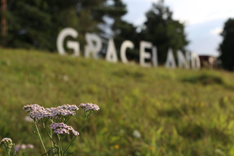 Graceland, een stukje hemel op aarde