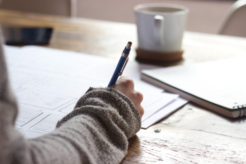 Brief #3 Rebecca | Huilen is altijd mijn sterkste medicijn