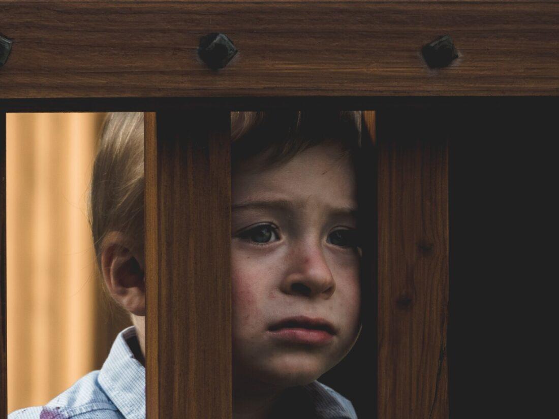dag van het gescheiden kind