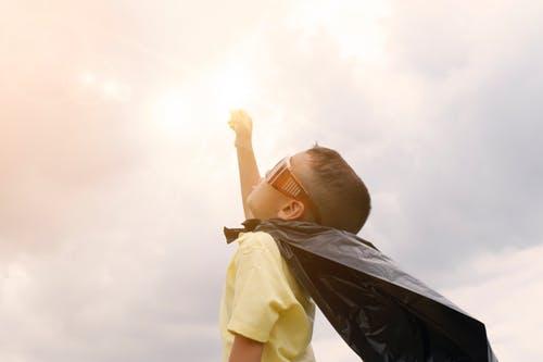 Kinderen mogen groot dromen?