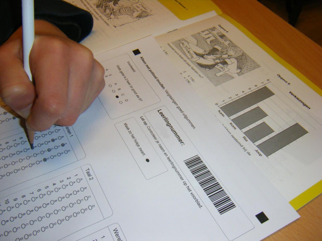 Is meten weten? De druk van toetsen op school
