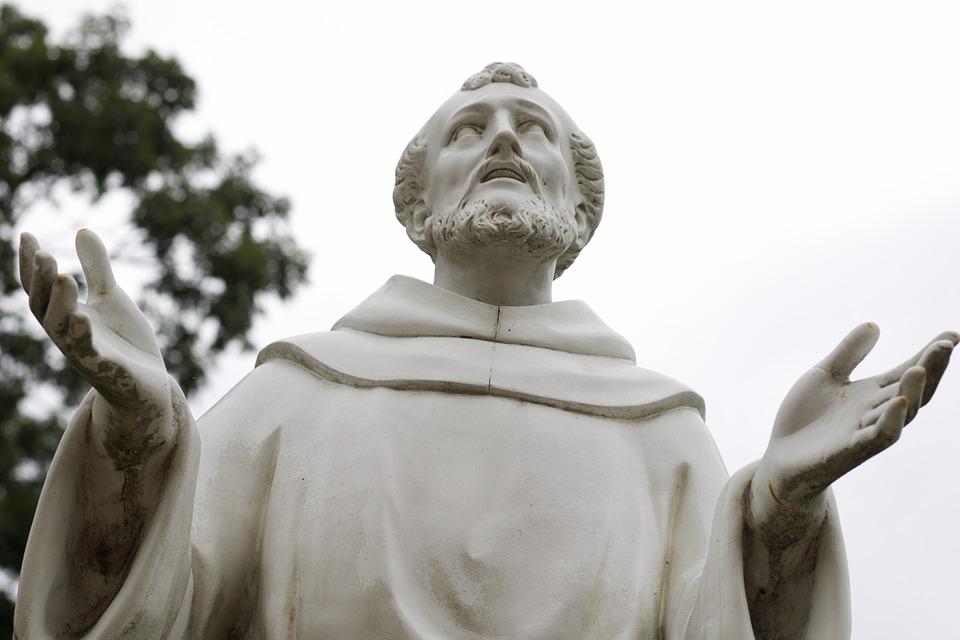 De 9 mooiste quotes van Franciscus van Assisi