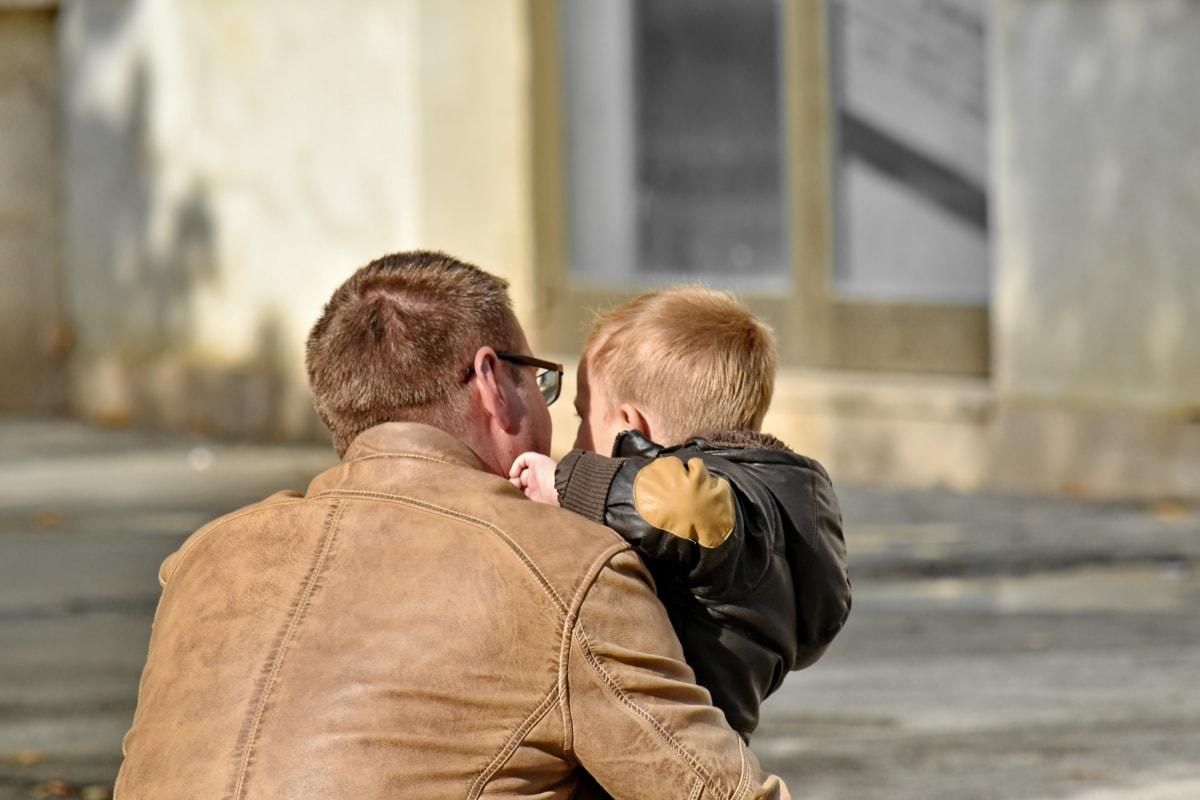 Hoe voeden vaders op?