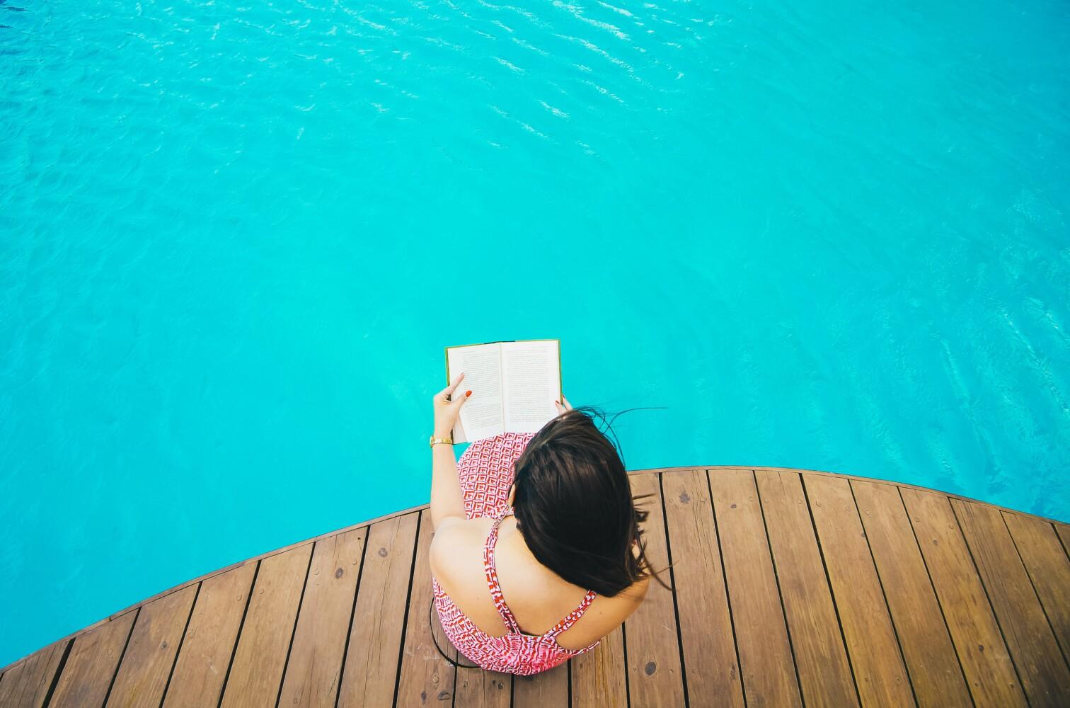 Op zoek naar goede boeken voor in je vakantiekoffer?