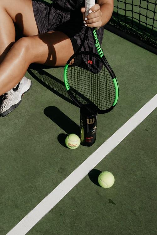 Hoe ik een gezellige tennisavond voor mijzelf verpestte….