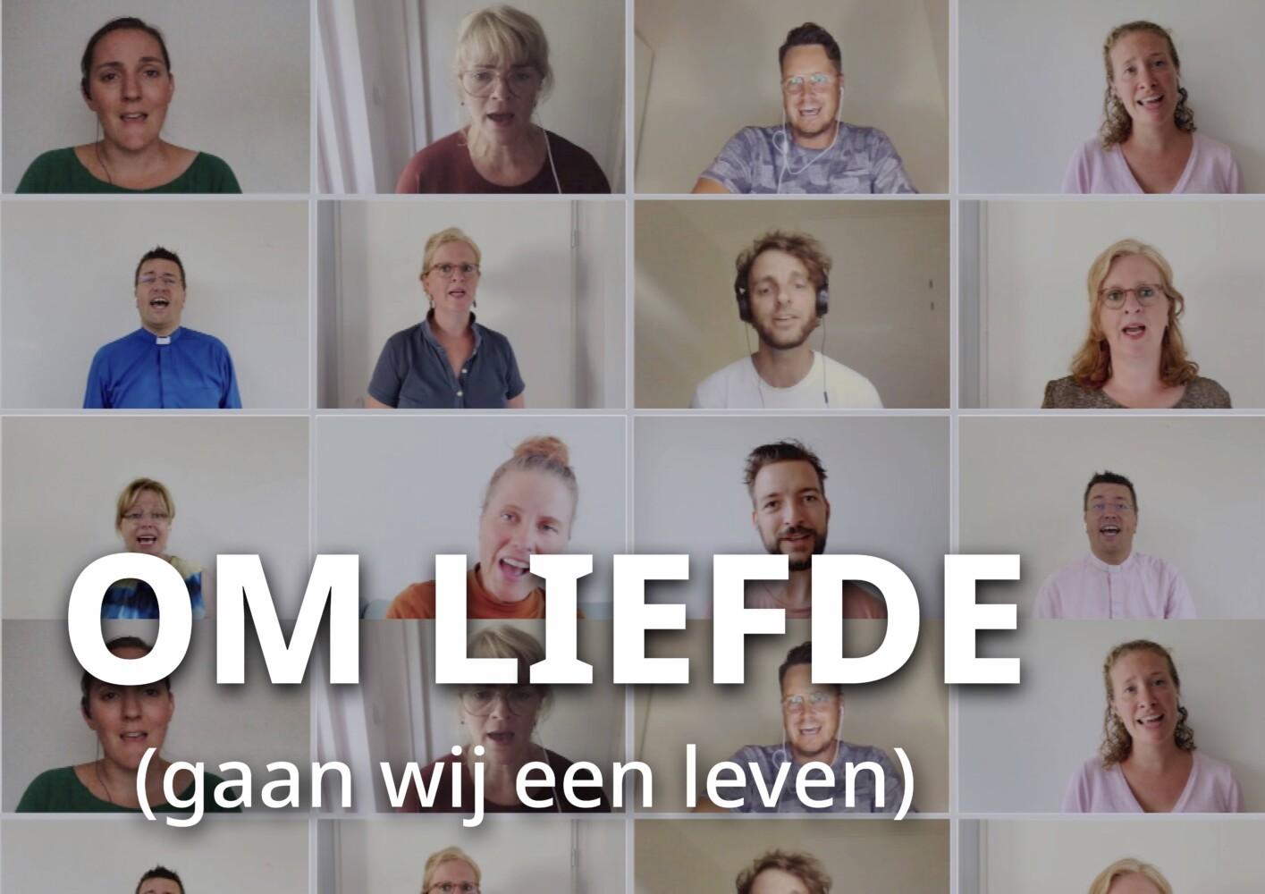 Kijk-én luistertip: 'Om Liefde' door het MijnKerk team! (+video)