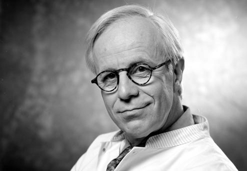 Sinterklaasacteur Bram van der Vlugt (86) overleden