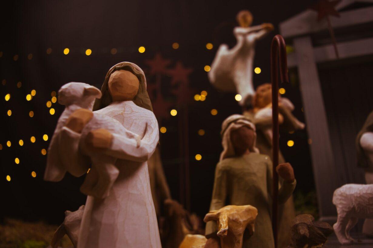 kerststal-herders-dan-kiefer-unsplash