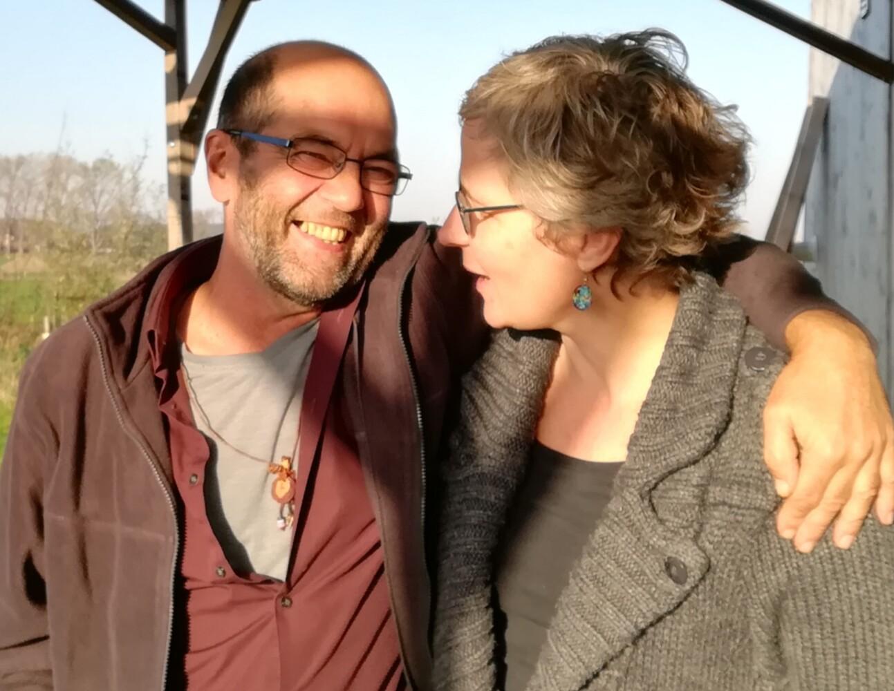 Rebecca zoekt zin: de liefde #03 Marjan & Simon [podcast]