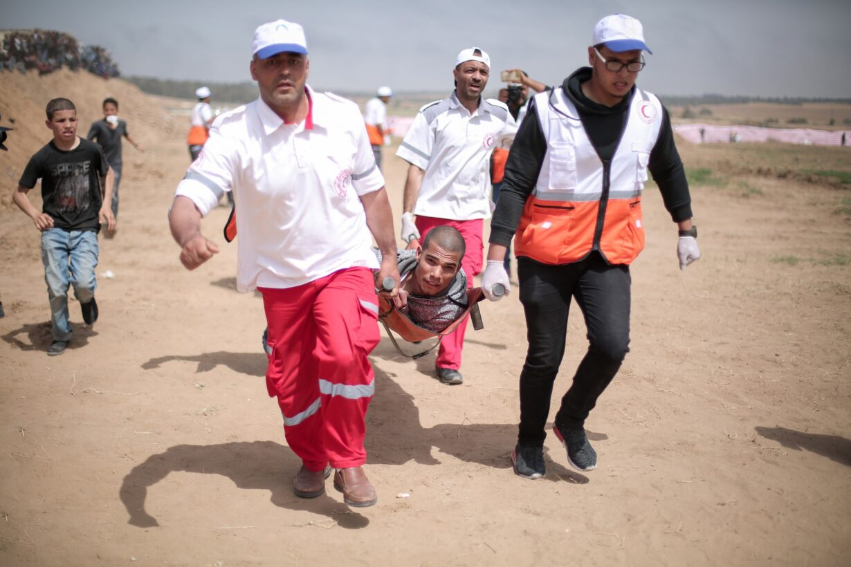 conflict-Israël-Palestina-Gaza
