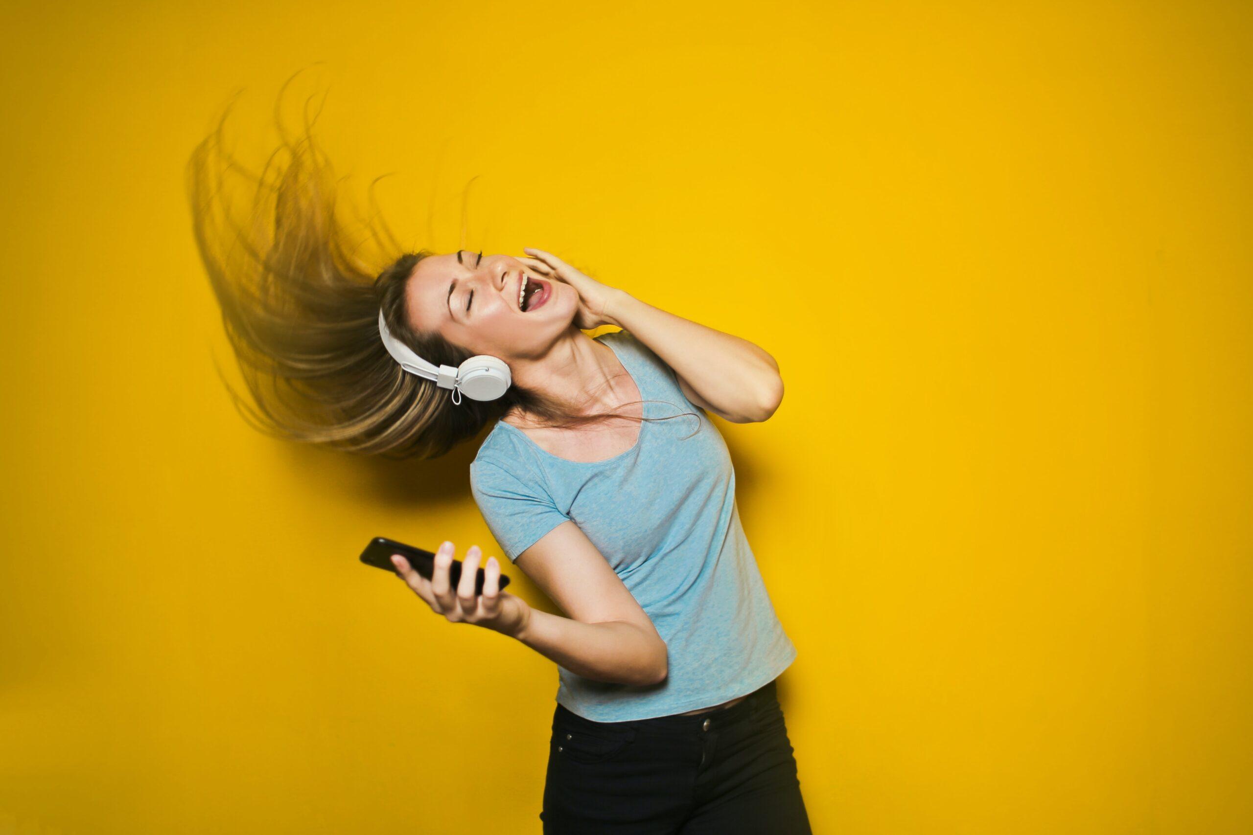 11x liedjes voor een vrolijk en blij gevoel