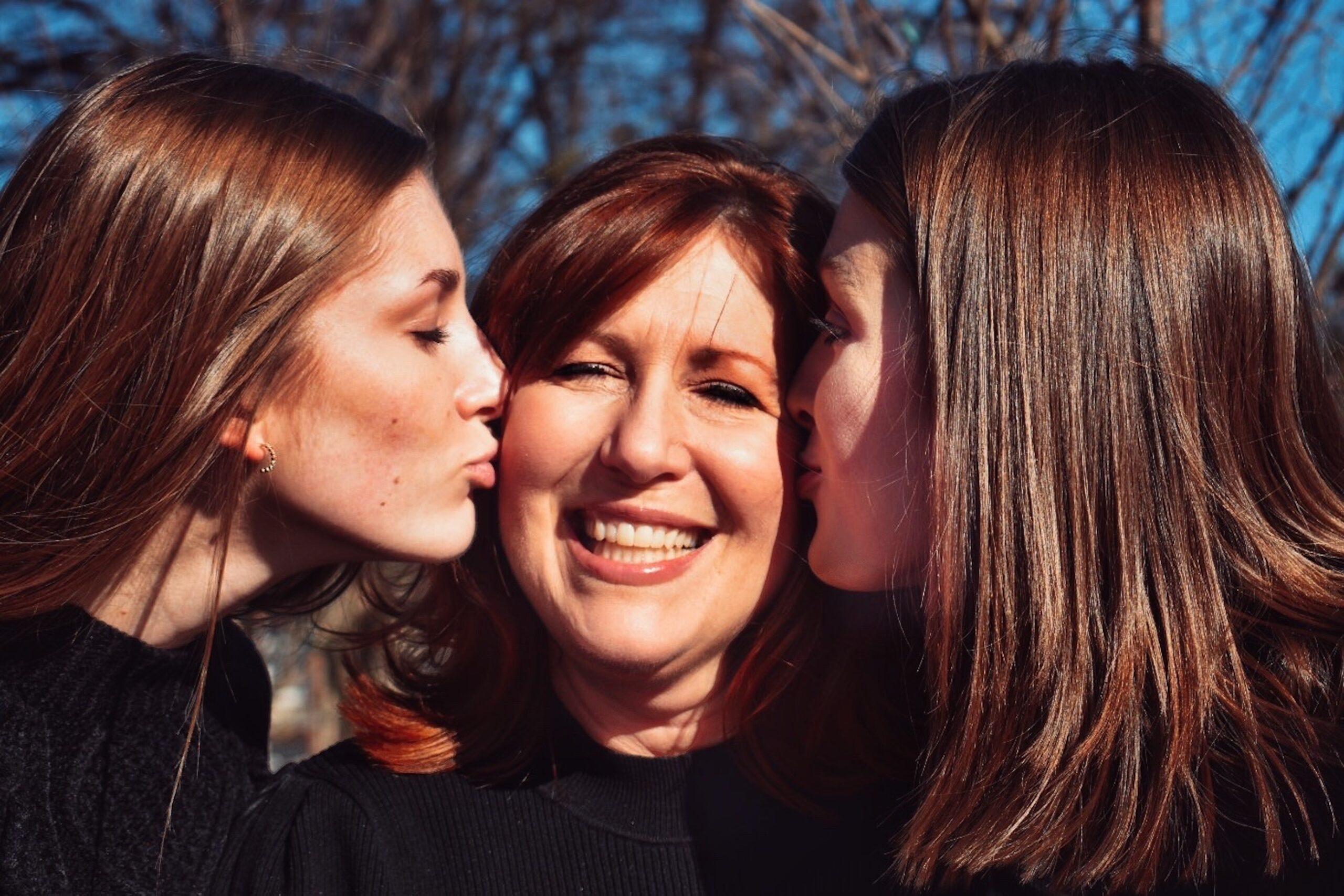 Moederdag: omdat God niet overal kan zijn, heeft hij mama's geschapen