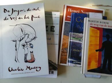 zinvol leven: 5 favoriete boeken