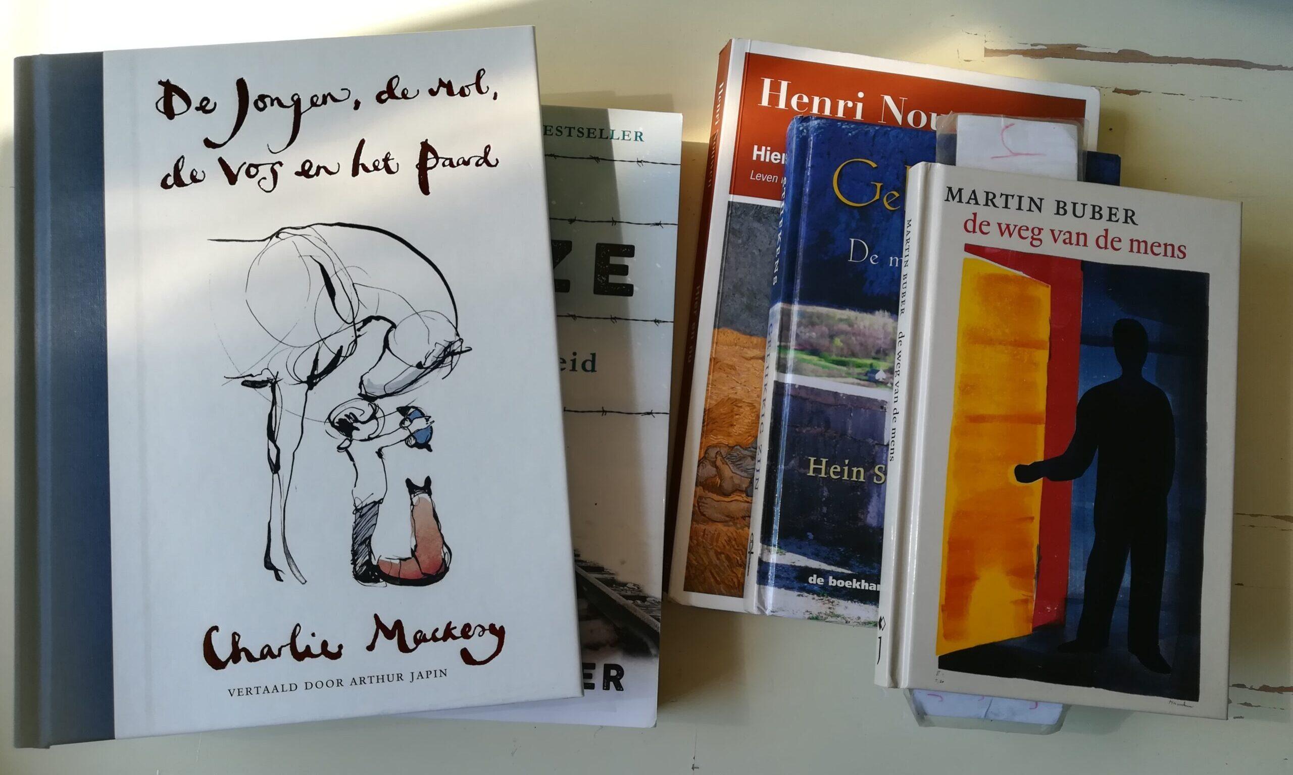 Zinvol leven: mijn 5 favo boeken