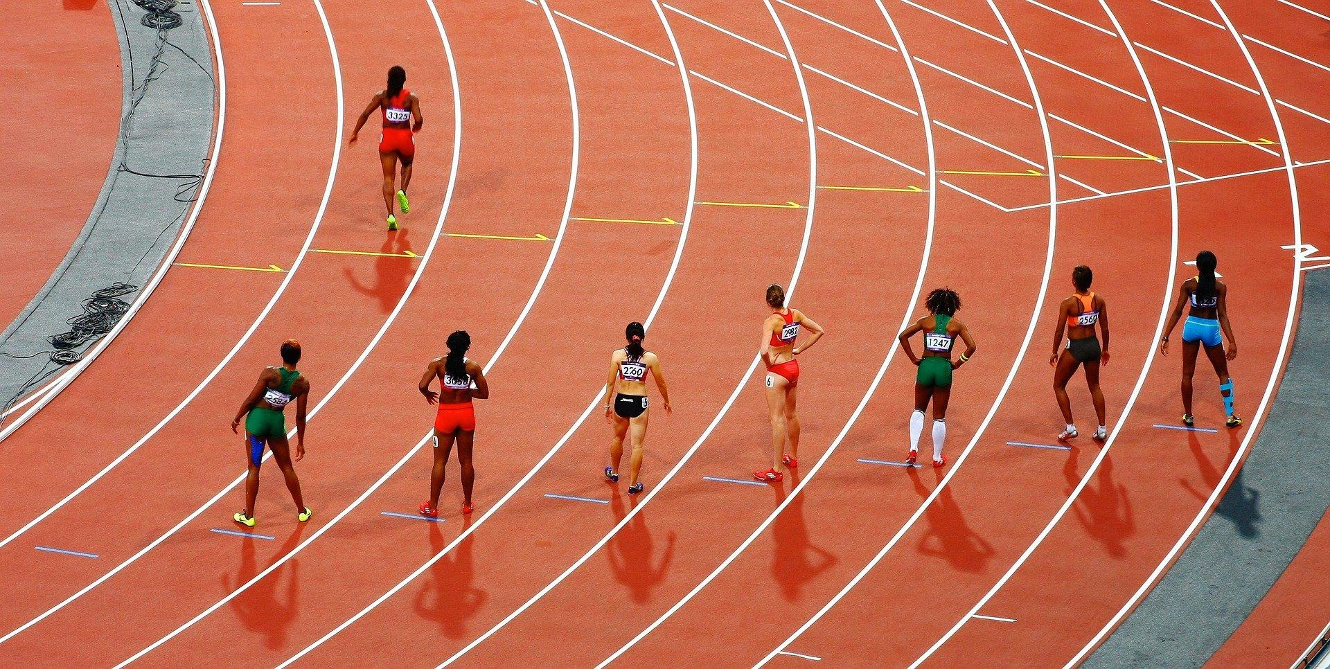Gebed bij de Olympische Spelen 2021 in Tokyo