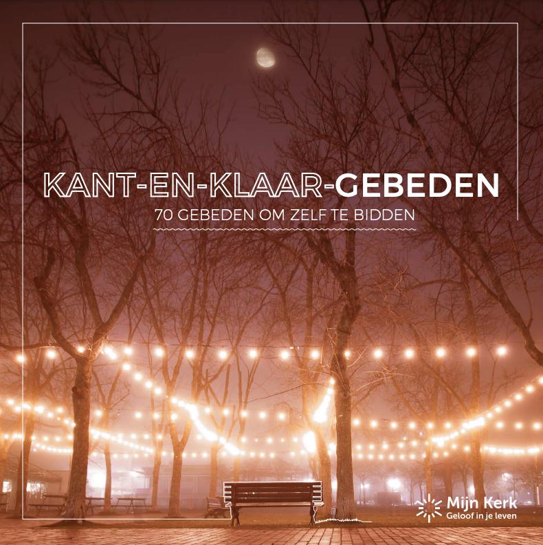 Gratis ebook: Kant-en-klaar-gebeden, 70 gebeden om zelf te bidden