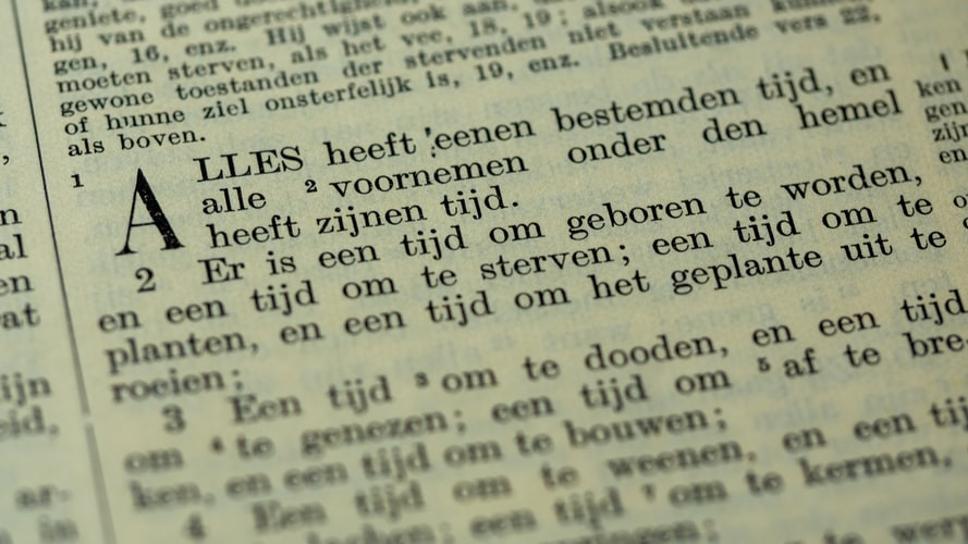 De 13 sterkste quotes uit Bijbelboek Prediker